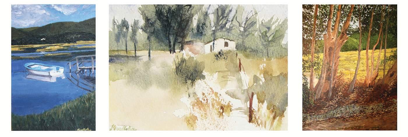 Landscapes (slider)
