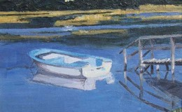 Knysna Acrylic Painting