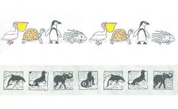 Animal Borders illustration